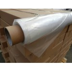 Temporary HEAVY DUTY Protective Sheeting 4 x 25  50 microns 100 sqm