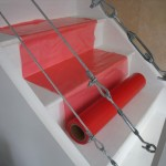 UNIVERSAL- GLASS/ WOOD Adhesive Protector Film