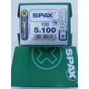SPAX  Wood Skrews