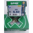 SPAX  Wood Screws 5x50 /500pcs